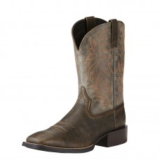 Ariat Mens Brooklyn Brown 10019958