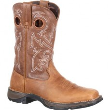 Durango Women's Lady Rebel Waterproof Pull-On Western Boot DRD0150