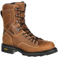 Georgia Boot Comfort Core Waterproof Low Heel Logger Work Boot GB00122