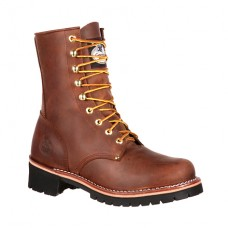 Georgia Boot Men's Brown Logger Work Boot GB00048