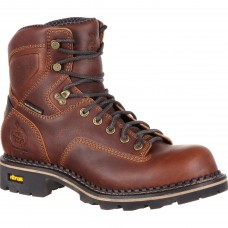 Georgia Boot Comfort Core Low Heel LOgger Waterproof Work Boot GB00163