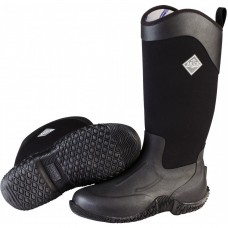 Muck Boots Ladie's Tack II Hi Cut Equestrian, Black, TK2H-000