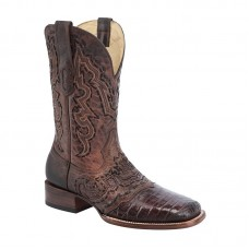 Corral Men's Caiman Square Toe Boot - A3082