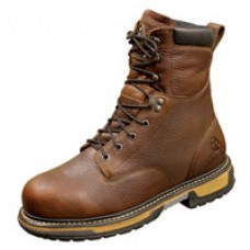 "Rocky 8"" Dark Brown Ironclad Work Boot 5693"
