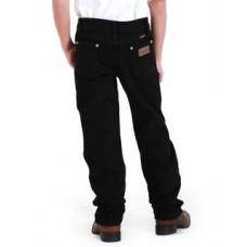 Wrangler Boys Jeans Black 13MWJBK