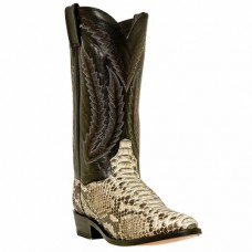 Dan Post Mens Natural Python Omaha DPP3036