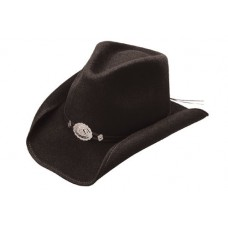 Adult Stetson Hollywood Black