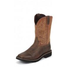 Justin Mens WK4810 Work Boot